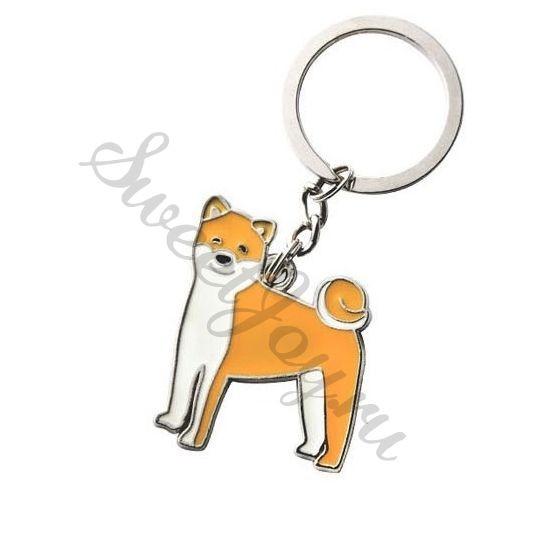 Брелок Wonderful Life With Dog – Akita Inu