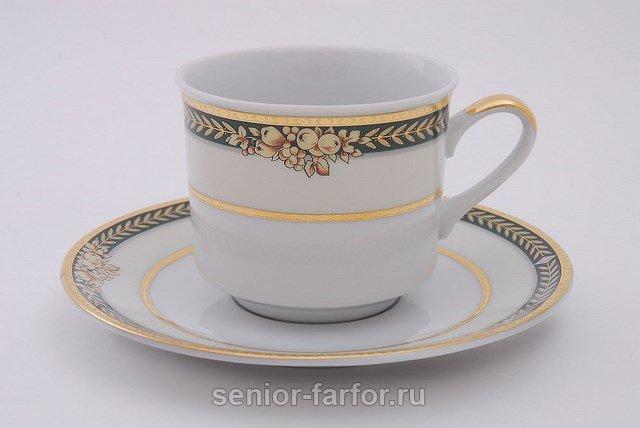 Чайный сервиз Мэри-Энн на 6 персон (Leander)