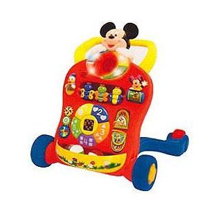 Каталка-ходунок «Микки Маус»