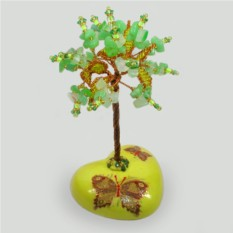 Дерево из хризолита Радость души
