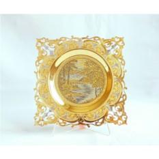 Сувенирная тарелка Природа № 2
