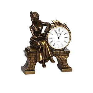 Скульптурные часы Bogacho серии Design