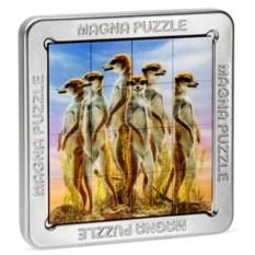 3D Magna пазл «Сурикаты»
