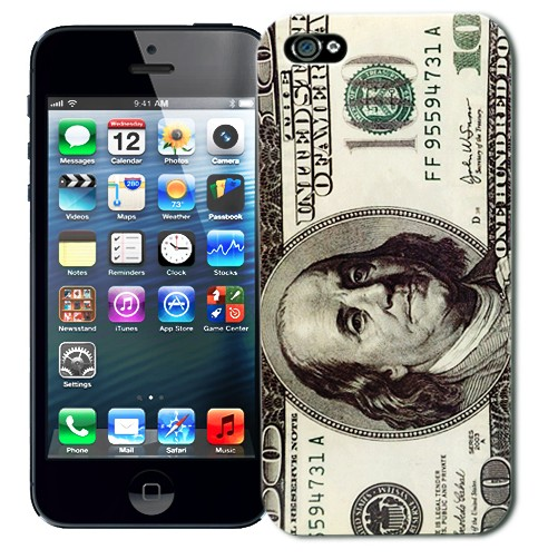 Чехол для iPhone 5 Dollar