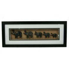 Коллаж Слоны