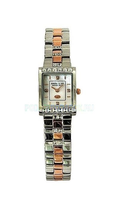 Женские наручные часы HAAS & Cie Fasciance
