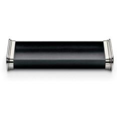 Овальная черная подставка для ручек Graf von Faber-Castell