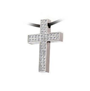 Кулон «Стальной крест»