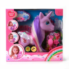 Детская игрушка Пони с аксессуарами