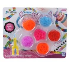 Набор для детского творчества Плетение браслета. Модница