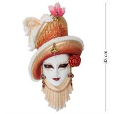 Венецианская маска Леди в шляпе