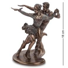 Статуэтка Пара фигуристов (высота 18 см)