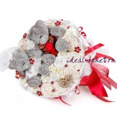 Свадебный букет Романтика