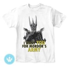 Детская футболка Mordors Army