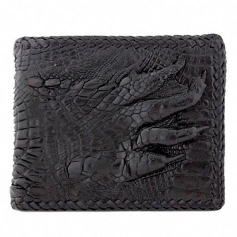 Кошелек из кожи крокодила