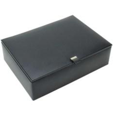 Шкатулка с черным язычком для 8 часов LC Designs Co