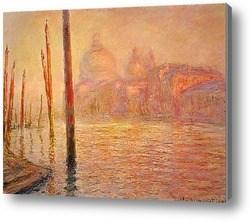 Репродукция картины Канал в Венеции