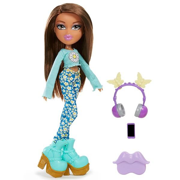 Кукла Bratz Диджей кукла делюкс Жасмин