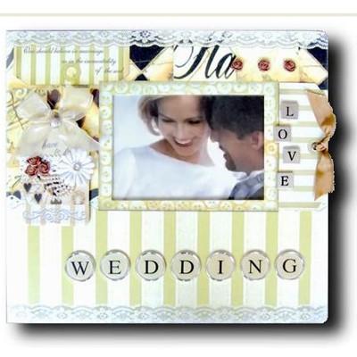 Фотоальбом дизайнерский Wedding