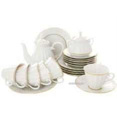 Чайный сервиз на 6 персон Белоснежка