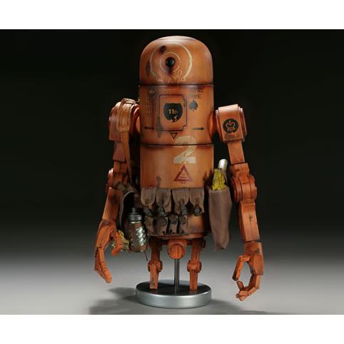 Робот Берти — Песчаная операция, фигурка