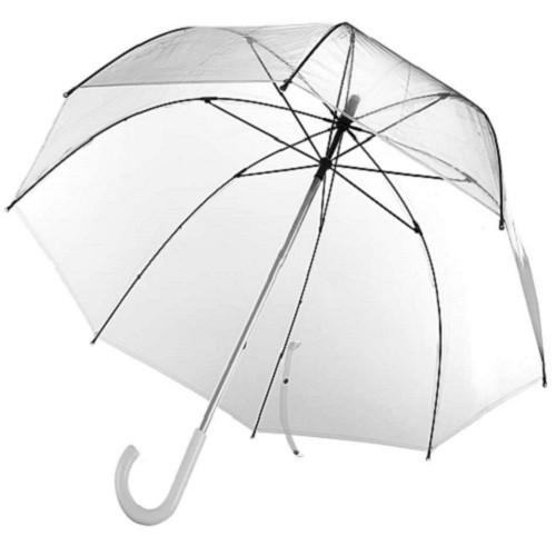 Прозрачный зонт Невидимая защита