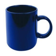 Темно-синяя кружка