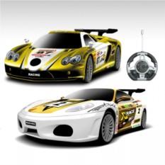 Радиоуправляемый конструктор-автомобили Mclaren и Ferrari