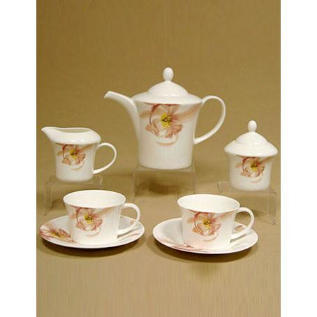 Сервиз чайный «Дикая орхидея»