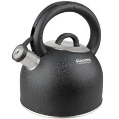 Чайник со свистком Rondell Infinity