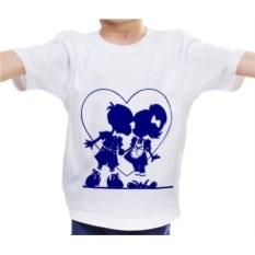 Детская футболка Мальчик и девочка