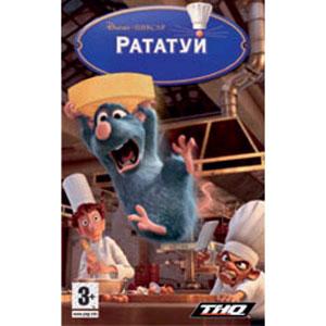 Игра PSP «Рататуй»