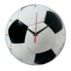 Настенные часы Футбольный мяч