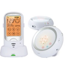 Радионяня Ramili baby с детскими блоками и монитором дыхания