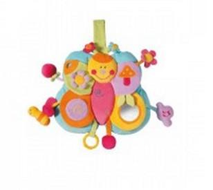 Развивающая игрушка Бабочка-подвеска