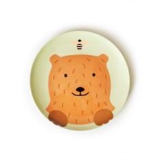 Тарелка Furry Bear