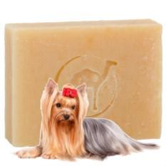 Мыло для собак из верблюжьего молока The Camel Soap Factory