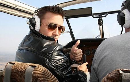Сертифкат Мастер-класс по пилотированию вертолета