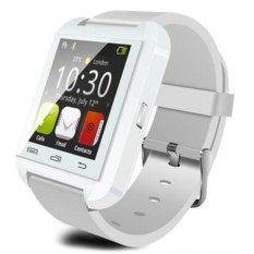 Белые умные часы Smart Watch U8