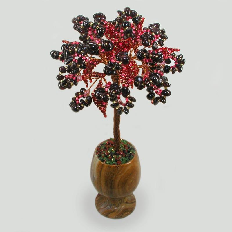 Дерево из граната Гранатовое счастье