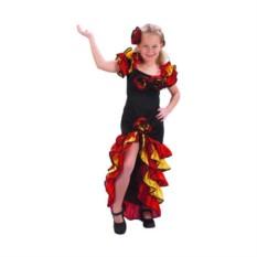 Детский карнавальный костюм Цыганочка