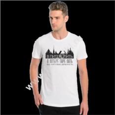 Мужская футболка В Питере тире пить