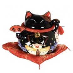 Японский кот-копилка Манеки-неко Предотвращение бед!
