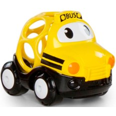 Игрушка Oball Только вперед. Школьный автобус (желтый)