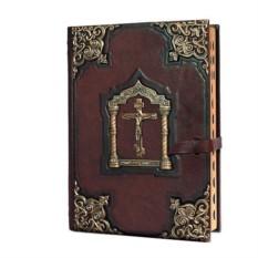 Большая библия с литьем