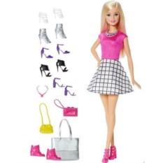 Кукла Барби Блондинка. Модная обувь