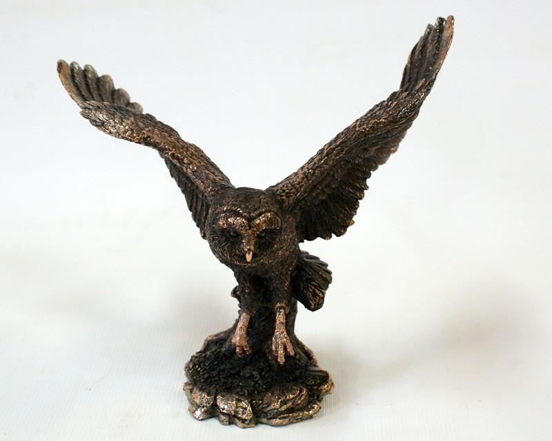 Фигурка сова 21см