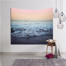 Декоративное панно на стену Восход на море