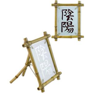 Панно с иероглифом «Инь-Янь»
