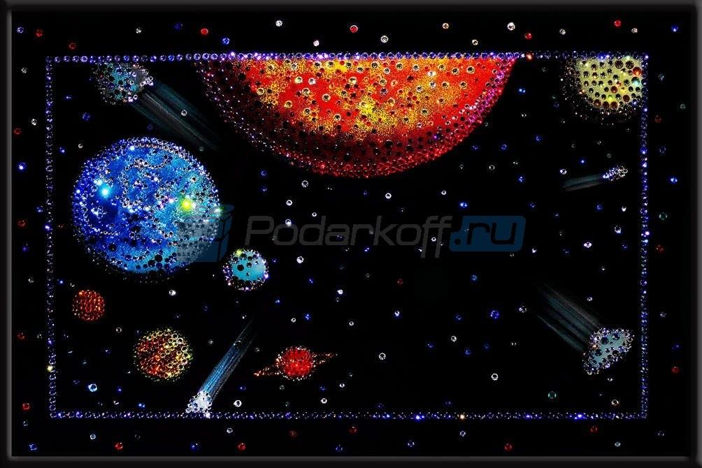 Картина Вселенная